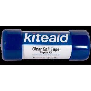 Kiteaid Clear Sail Tape für die farbneutrale Kitesegel Reparatur