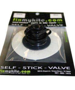 FixMyKite FMK 7mm Self Stick 1Way Inflate Kite Valve Kiteboarding Bladder Repair