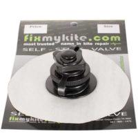 FIXMYKITE.COM Cabrinha (& Best) Screw-Cap Small Ersatzventil 10cm (4 inch) Tearaid Typ-A Patch