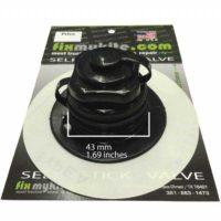 FMK Airush XL Einlass/Auslass Ventil (10cm Tear-Aid Patch) FixMyKite.com