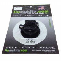 FMK Einlass-Auslass Ventil Cabrinha Gen 1 (+ Best) ersatz Ventil auf einem 7,5cm (3 inch) Tear-Aid Typ-A Patch