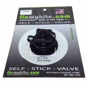 Fixmykite.com Cabrinha Gen 1 & Best Einlass Ventil  Ersatz Ventil One Pump System Ventil auf einem 7.5cm /3inch Tear-Aid Patch