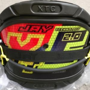 JAY Kiteboarding FTC 2.0 Kite Trapez mit Dynabar XC