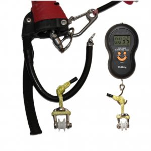 JAY Kiteboarding DYNABAR Sliding CL attachment