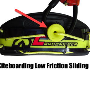Jay Kiteboarding Low Friction sliding Ring