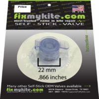 FMK Standard Auslass Ventil 11mm (7,5cm Tear-Aid A Patch)
