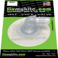 FIXMYKITE.COM Naish 2020 90° one pump valve