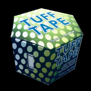StormSure Tuff 胶带自粘弹性膀胱修复胶带 75 毫米宽和 10 米长